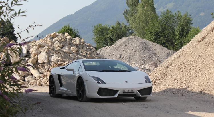 Lamborghini einen Tag mieten